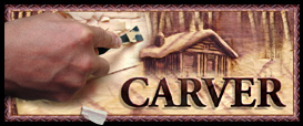Wood Carvings Hand Carved Story Canes